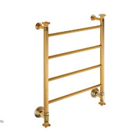 2-442 J/2-442 JO HEATED TOWEL RAIL INT 470mm 4M OLD COPPER